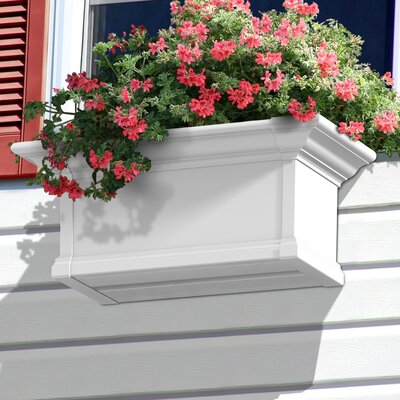 Window box planter wayfair for Wayfair garden box