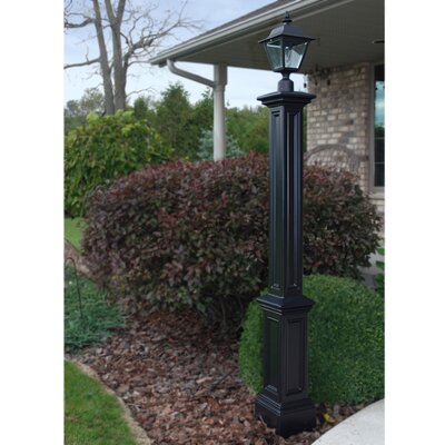 "Mayne Inc. Signature 72"" Lamp Post without Mount"