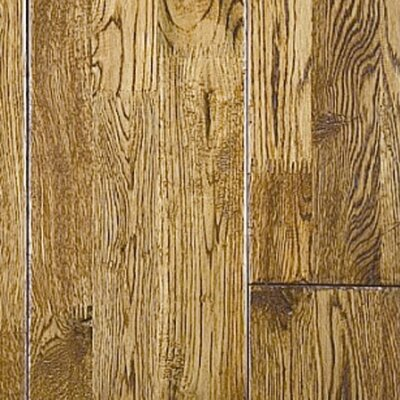 "CFS Flooring Providence 7-7/8"" Solid Oak Flooring in Golden Honey"