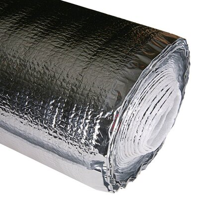 CFS Flooring Silver Top Underlayment (100 sq. ft Roll)
