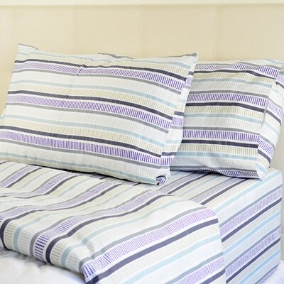 Hattie 220 Thread Count Sheet Set (Set of 3)