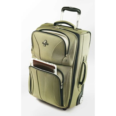 "Atlantic Luggage Ultra Lite 22"" Rolling Upright"