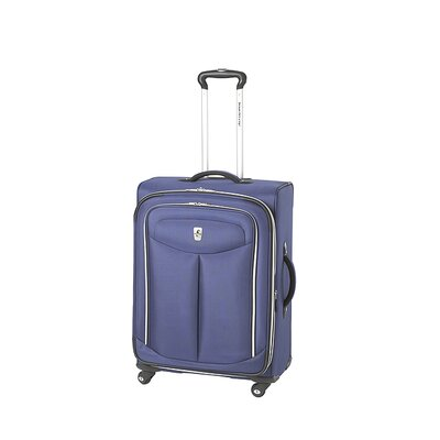 "Atlantic Luggage Ultralite 2 25"" Expandable Spinner Upright Suitcase"