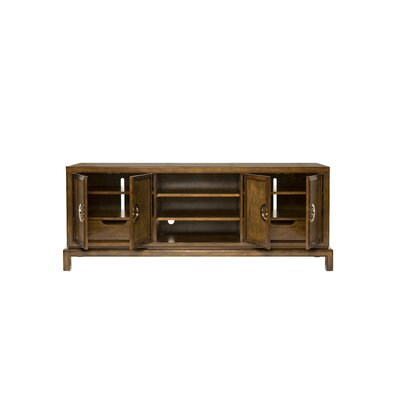 Belle Meade Signature Modern Glamour Sloane Console Table
