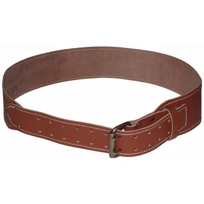 "Style N Craft 3"" Tapered Work Belt with Double Prong Roller Buckle"