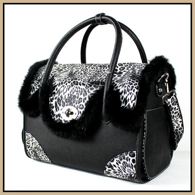 Zebra Pet Carrier