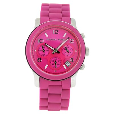 Michael Kors Women's Runway Watch in Pink