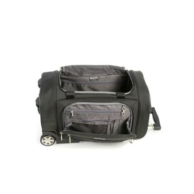 "Boyt Mach 6.0 21"" 2-Wheeled Carry-On Duffel"