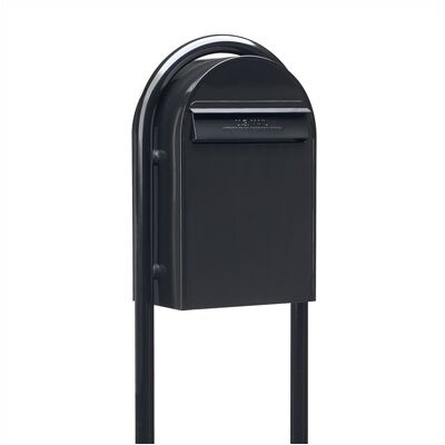 Bobi USPS Bobi Rear Access Post Mounted Mailbox