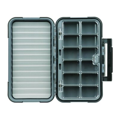 Flambeau Blue Ribbon Extra Large Fly Box with Twelve Compartments