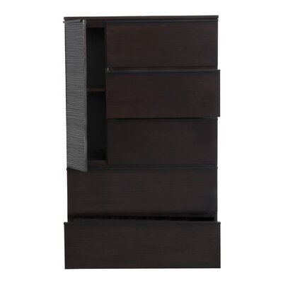 Star International Del Mar 5 Drawer High Chest