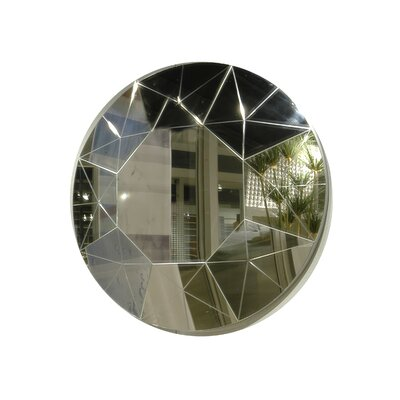 Star International Facet Wall Mirror