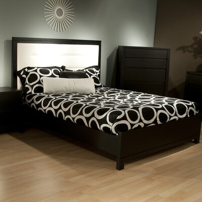 Star International Motif Platform Bed