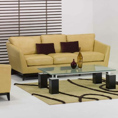 Domicile Penthouse Leather Sofa