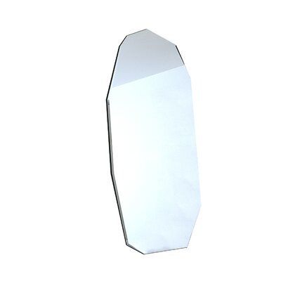 Star International Geode Mirror