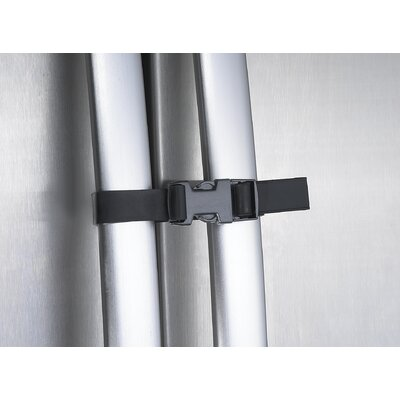 Parent Units Double Door Fridge Guard Strap in Black