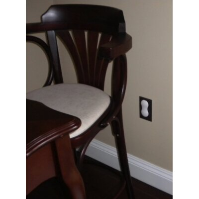 Parent Units Safestyle® Double Outlet Cover