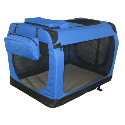 Go Pet Club Travel Pet Crate/Carrier