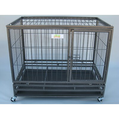 Go Pet Club Steel Pet Crate