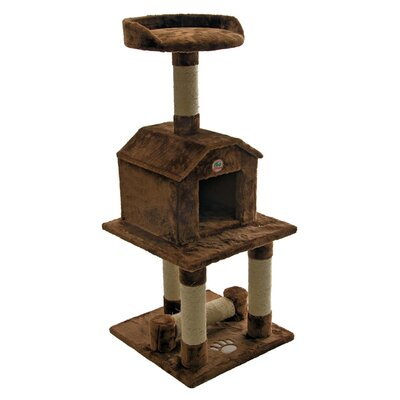"Go Pet Club 45"" Cat Tree"