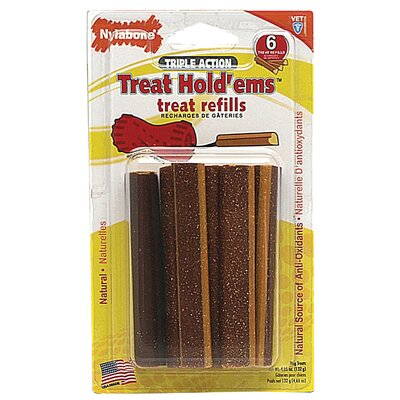 Nylabone Treat Hold Ems Dog Treat