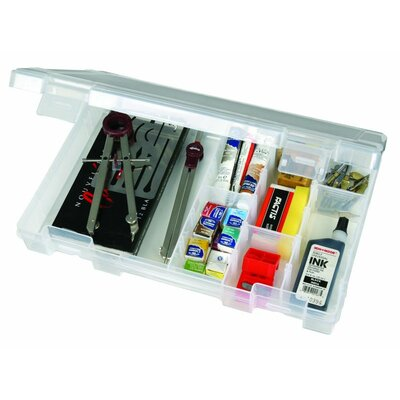 ArtBin Solutions Medium Box With Four Compartment in Translucent