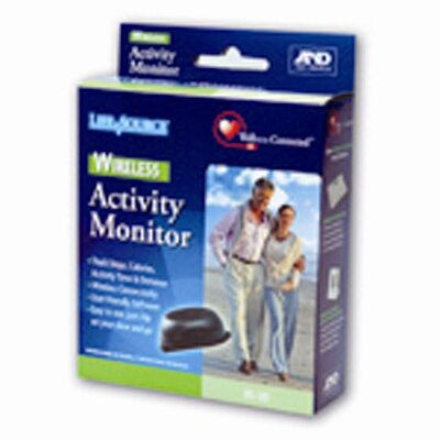 Wireless Pedometer-Wellness Activity Monitor
