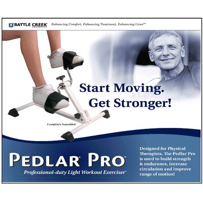 Battlecreek Pedlar Pro Portable Exerciser