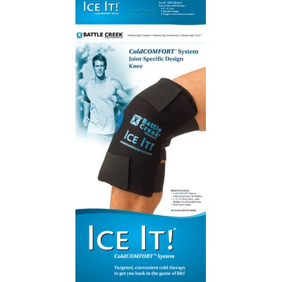 Battlecreek Ice It! Cold Comfort Knee System