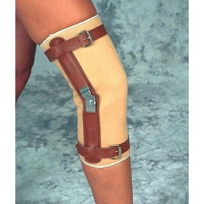 Scott Specialties Knee Sleeve with Hinges