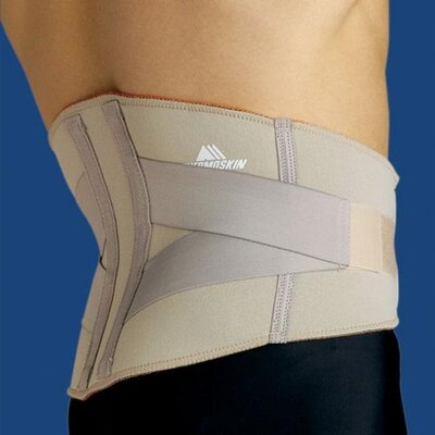 Swede-O Thermoskin Lumbar Support in Beige
