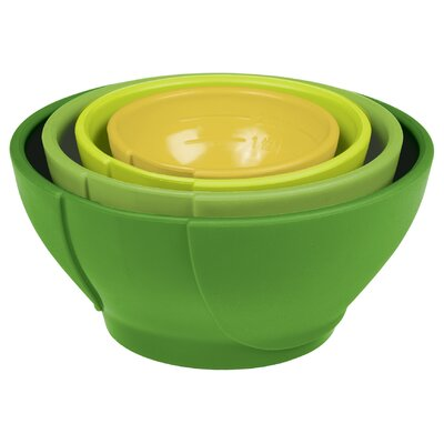 Chef'N Vibe 4 Piece Prep Bowl Set