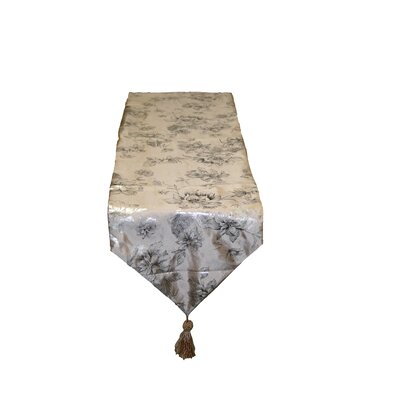 Silky Heritage Table Runner