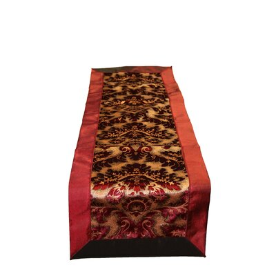 Royal Velvet Design Table Runner