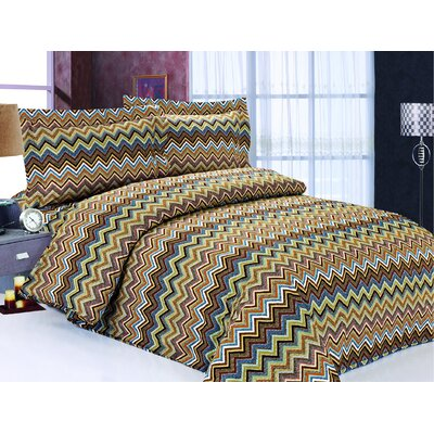 French Multi Weaves Luxurious Duvet Set (Set of 6)