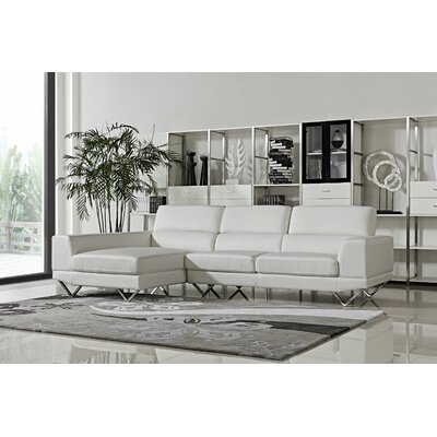 DG Casa Morgan Left Facing Chaise Sectional