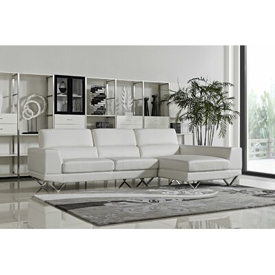 DG Casa Morgan Right Facing Chaise Sectional