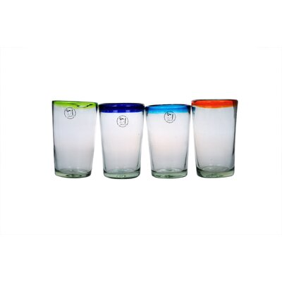 Global Amici Baja Hiball Glasses (Set of 4)