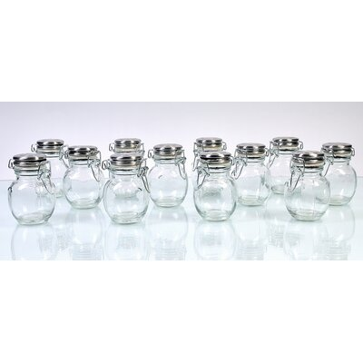 Global Amici Orcio Spice jars (Set of 12)