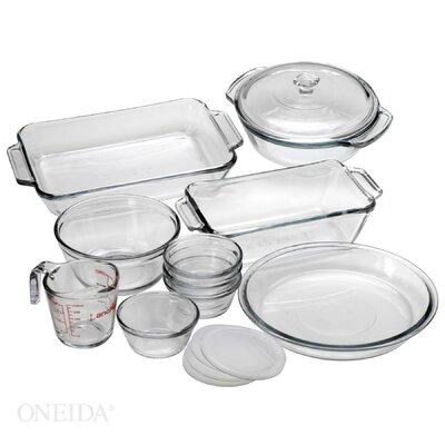 Anchor Hocking 15 Piece Bakeware Set