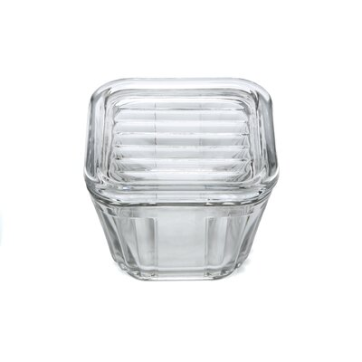 Anchor Hocking 2 Cup Glass Refrigerator Storage Container