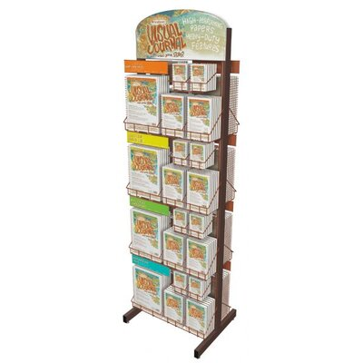 Strathmore Visual Journal Display Rack