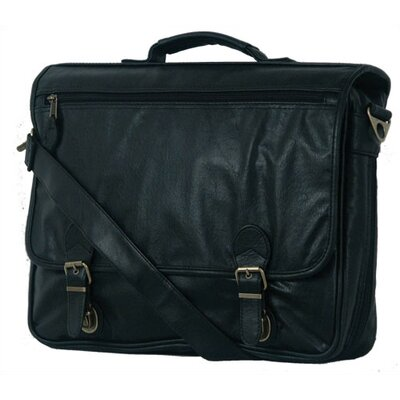 Mercury Luggage Highland II Series Soft Attaché Case