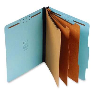 S J Paper Standard Classification Folder