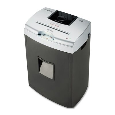 HSM of America,LLC HSM shredstar X18, 18 sheets, cross-cut, 7 gal. capacity