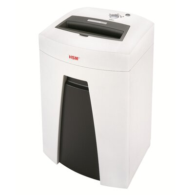 HSM of America,LLC HSM SECURIO C18c, 10-11 Sheet, Cross-Cut, 6.6 gal. Capacity