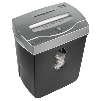 HSM of America,LLC Shredstar X10, 10 sheet Cross Cut, 5.5 Gallon Capacity