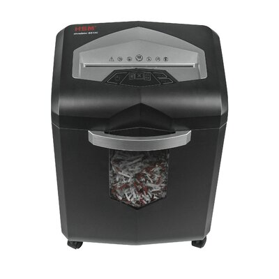 HSM of America,LLC Shredstar BS12C, 12 Sheet Cross Cut, 5.8 gal. Capacity, Continuous Operation