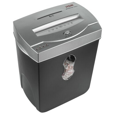 HSM of America,LLC Shredstar X6Pro, 6 Sheet Micro Cut, 5.5 gal. capacity