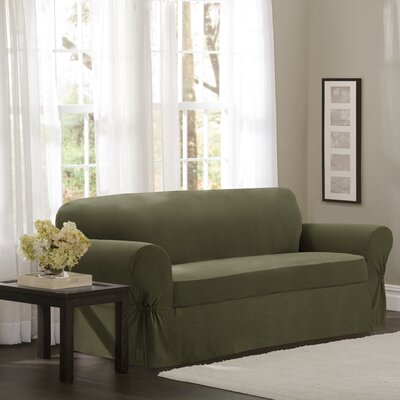 2 Piece Cobblestone Sofa Slipcover